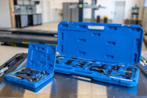 Motor Einstellungswerkzeug Zahnriemenwerkzeug Mieten in Hobbywerkstatt Hallbergmoos
