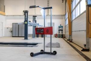 Scheinwerfereinstellgerät mieten Hobbywerkstatt Mietwerkstatt