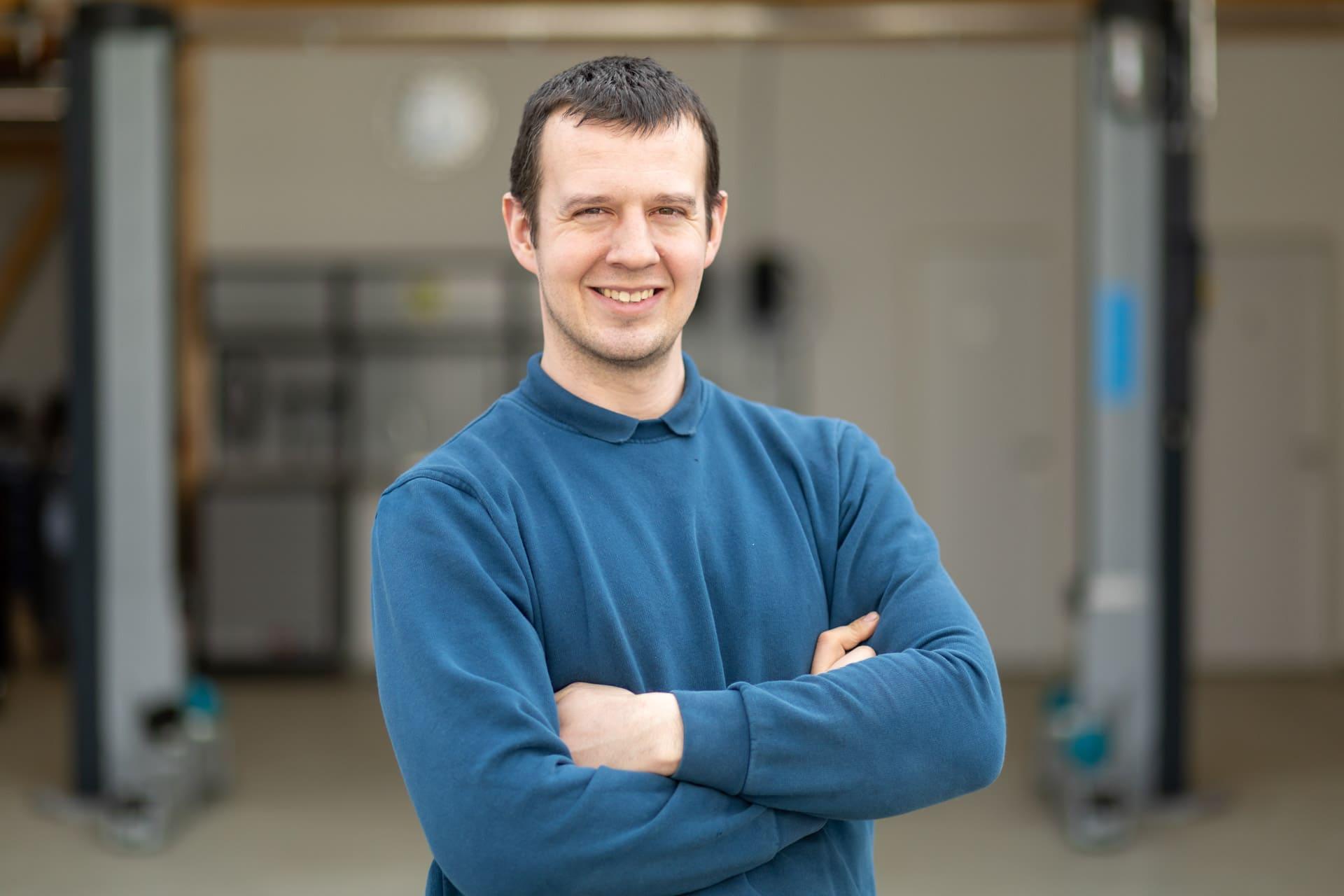 Steffen Winterstein KFZ Meister Hallbergmoos