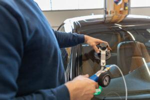 Autoglas Scheibenreparatur Scheinschlag Hallbergmoos Freising Flughafen