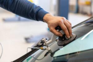 Autoscheiben Reparatur Steinschlag Hallbergmoos Freising Flughafen