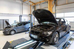 KFZ-Werkstatt für Autoreparatur Hallbergmoos Freising Flughafen München
