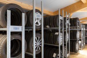 Reifen Einlagerung Reifenservice Hallbergmoos KFZ-Werkstatt